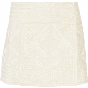 Isabel Marant embroidered skirt