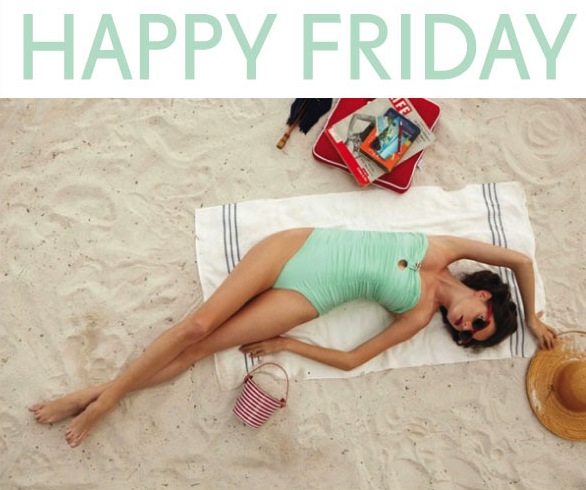 sea and me beach accessories happy friday
